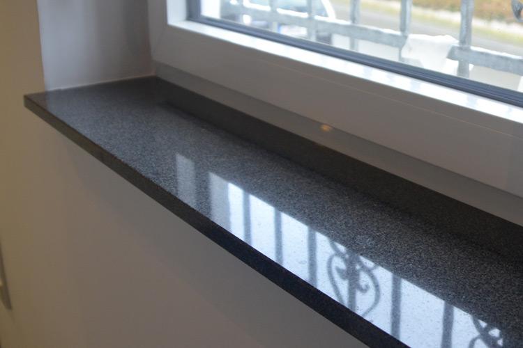Gelbert Natursteine - Fensterbank