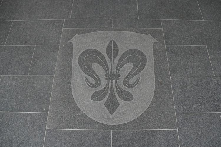 Gelbert Natursteine - Wappen