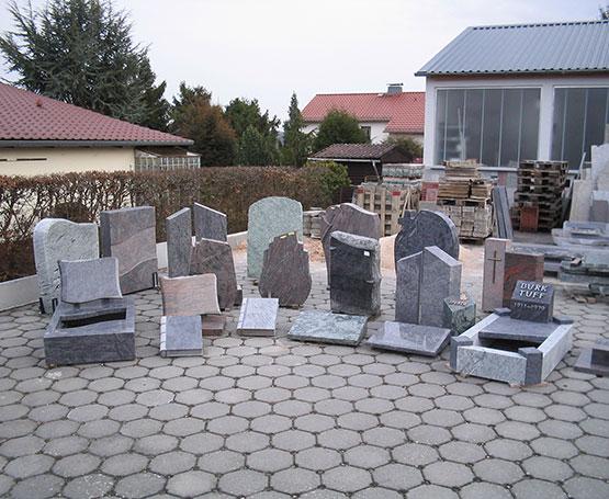 Gelbert Natursteine - Grabsteine