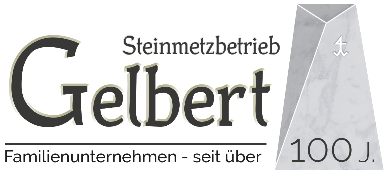 Steinmetzbetrieb Gelbert-Logo